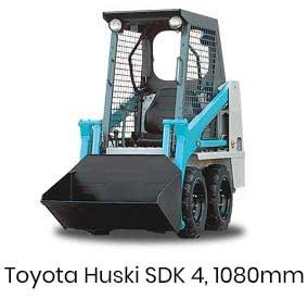 Toyota Small Excavators Sydney