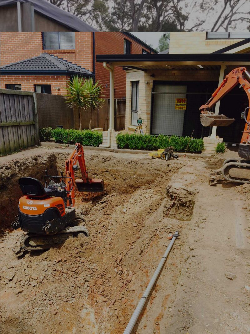 Swimming Pool Excavation Sydney
